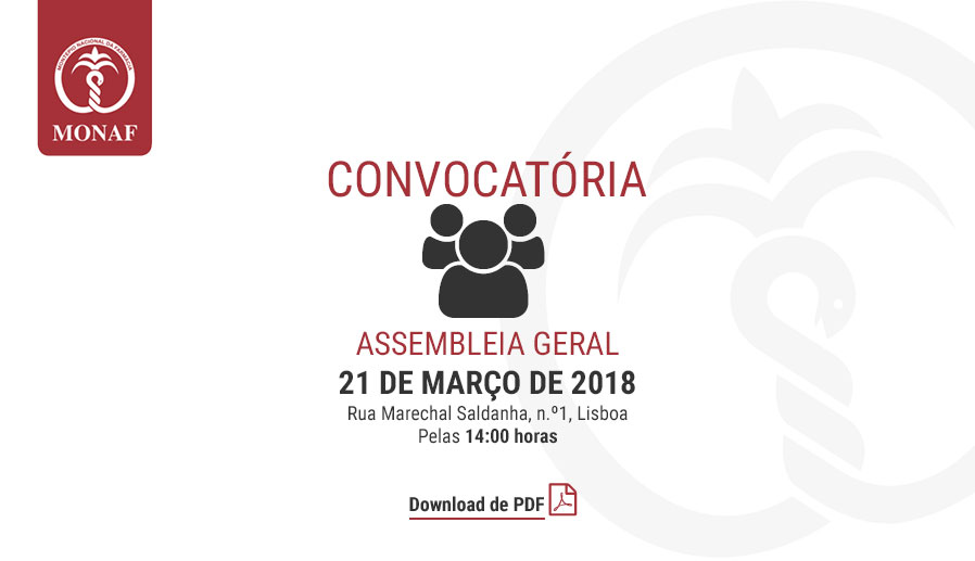 convocatoria 21MAR2018